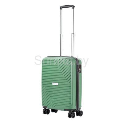 Чемодан CarryOn Transport 502402 зеленый